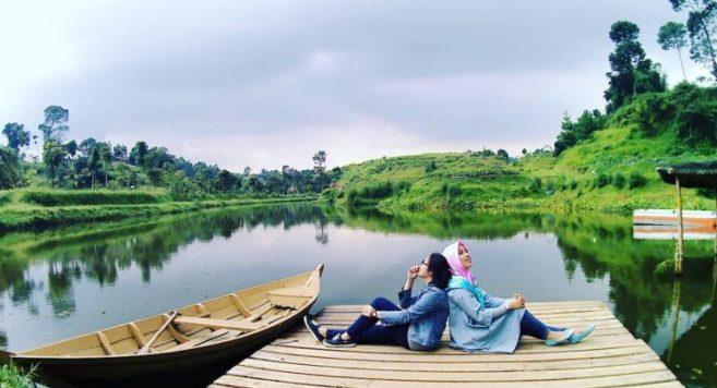 Lembah Dewata Bandung Tempat Wisata Kekinian