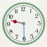 Gambar Jam Pukul 21.30