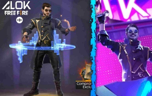 Kode Redeem FF Terbaru Juni 2020 DJ Alok dan Diamond