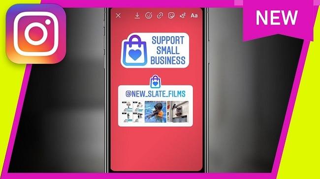 Cara Menggunakan Instagram Support Small Business