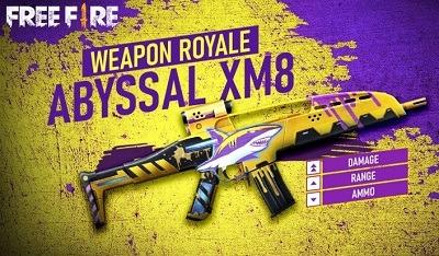 Skin MX8 Abyssal