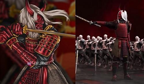 bundle zombie samurai ff