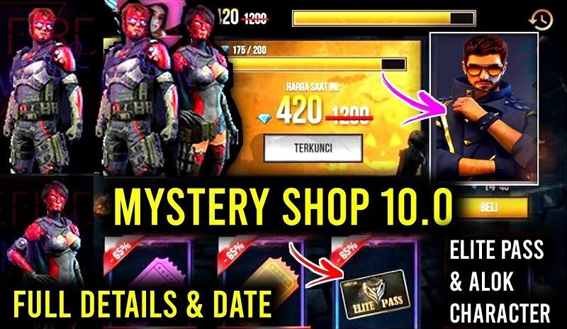 Mystery Shop Ff Juli 2020 Terbaru Akankah Ada Diskon Alok