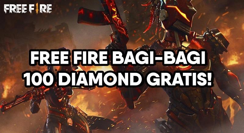 100 diamond ff gratis dari elite pass season 27 terbaru 2020