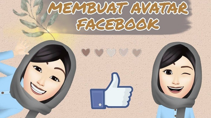Cara Membagikan Avatar Di Facebook Lite Dengan Mudah