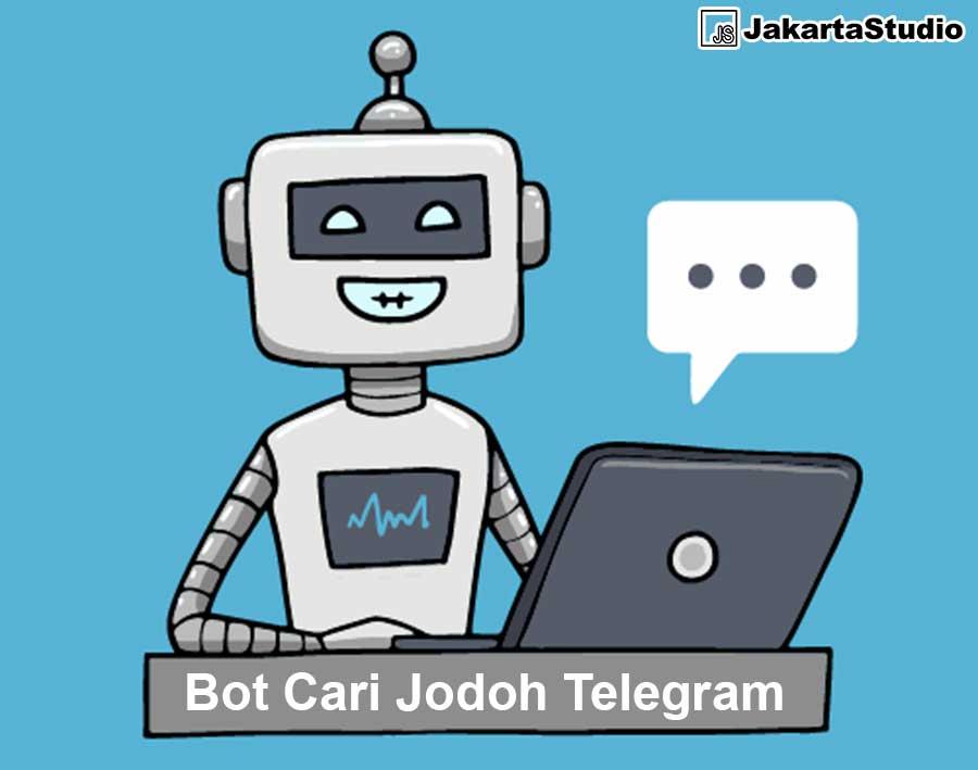 cara menggunakan bot cari jodoh di telegram