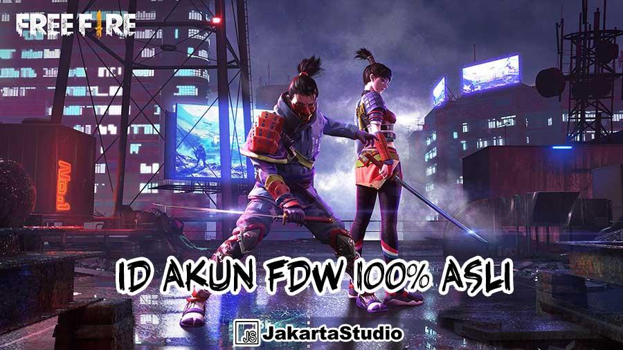 Inilah Nama Id Game Fdw Frontal Gaming Free Fire Yang Asli