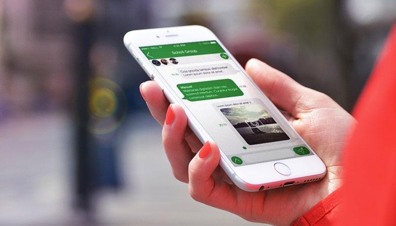 Aplikasi Android Chat dengan Bule