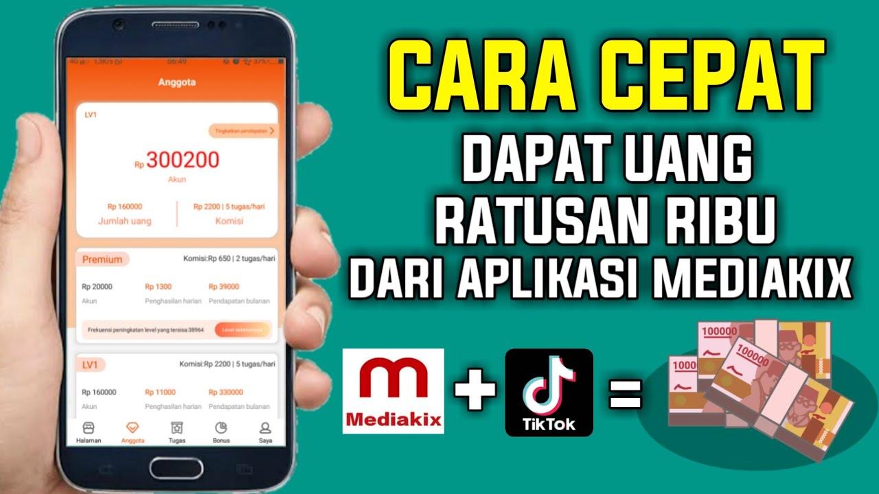 Aplikasi Penghasil Uang Mediakix Apk Mirip Alimama Benarkah Penipuan
