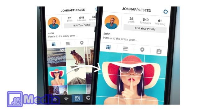4 Cara Membuat Feed Instagram Nyambung seperti Influencer