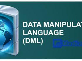 Pengertian DML : Perintah Umum DML, Cara Kerja DML