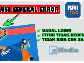 BRImo General Error: Penyebab dan Cara Mudah Mengatasinya