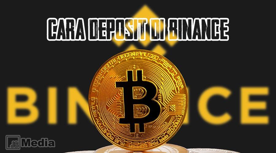 come depositare binance bitcoin agente di borsa accetta bitcoin