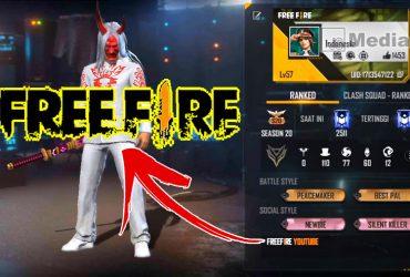 Kode Bio Logo Free Fire