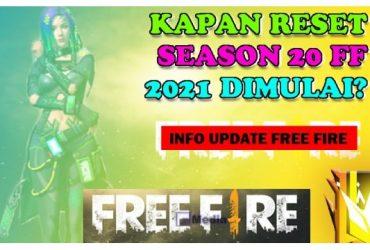 Free Fire memasuki season ke-20