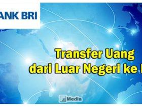 Transfer Uang dari Luar Negeri ke BRI, Jangan Tiba-tiba Ini Alasanya!